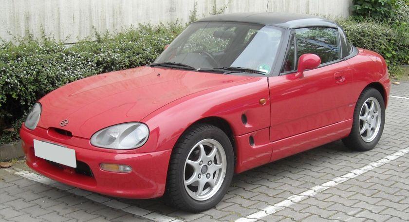Suzuki Cappuccino front