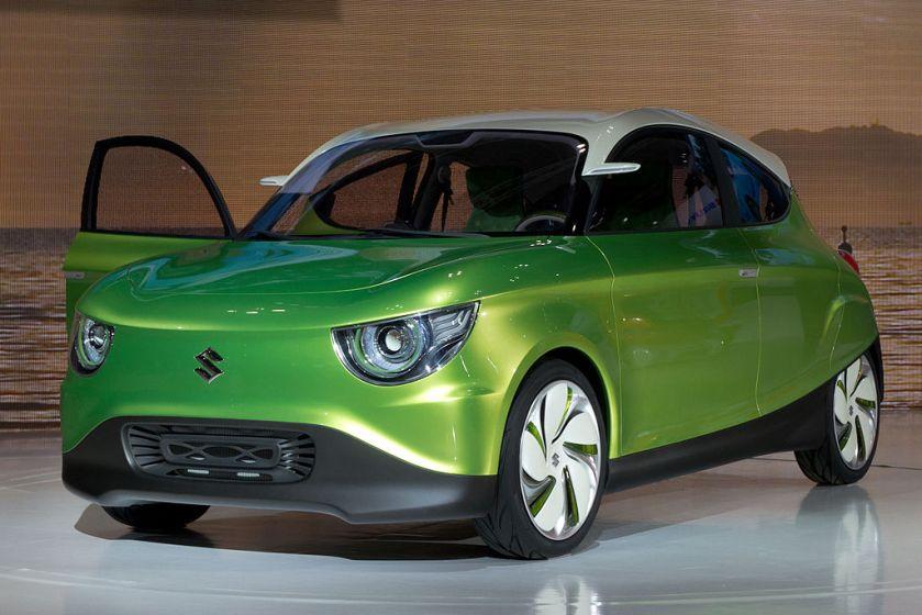 Suzuki Regina front