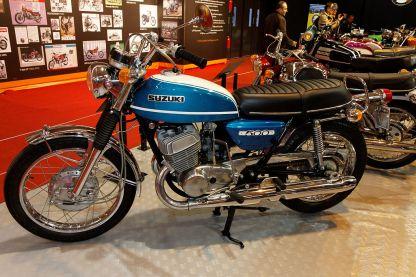 Suzuki - T 500
