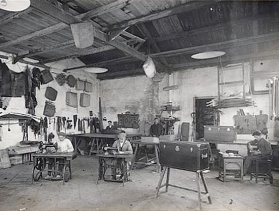 taller de guarnicioneria
