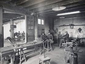 taller de planchisteria