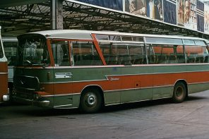 Wessex MHU925F Bedford VAM Duple Viceroy