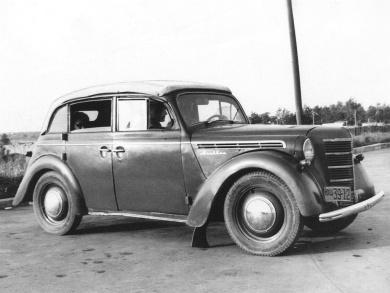 1946-1954 Moscvitch 400