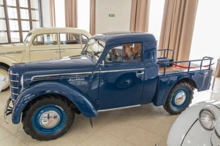 1946 Moscvitch 400-420 pick up