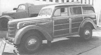 1949 Moskovitsch 1949 plovd