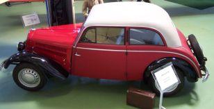 1950 DKW F8-700 voorganger Trabant