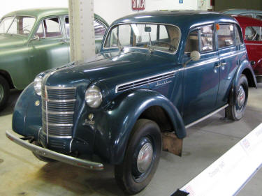 1951 Moskvich 400