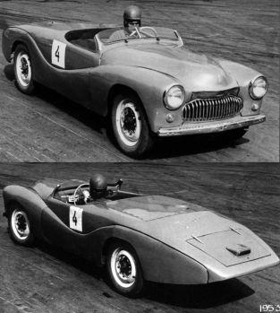 1954 Moskvitch 404 Sport