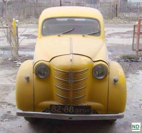 1955 Moskvich 401 (azlk)