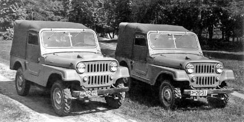 1957-1960 Москвич 415-416 415-1