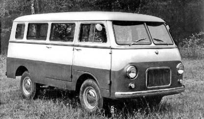 1957 Москвич А9