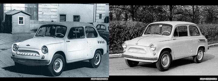 1957 moskvich 444 - zaz