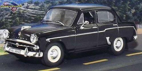 1958 Moscvitch 406 BW
