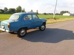 1958 Moskvich 410 - 4x4