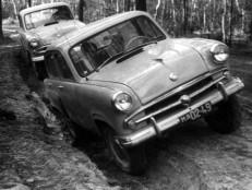 1958 Moskvitch-410N