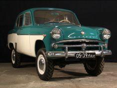 1958–1961 Moskvich-410N