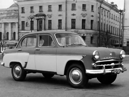 1959 moscvich 407