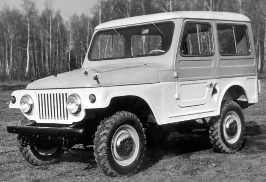1959 moskvic-416 - Москвич-416 (III cерия)