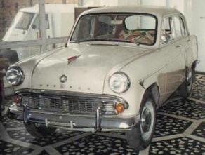 1960 moskovitsch 407