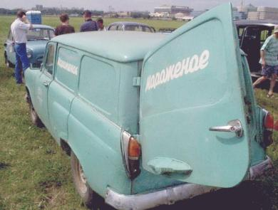 1962 Moskvich 430