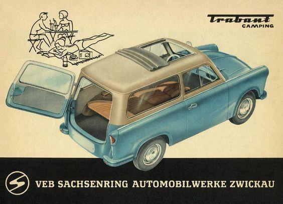 1962 - Trabant 500 Kombi