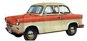 1962 trabant p50