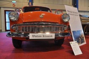 1963 Moscvics 407