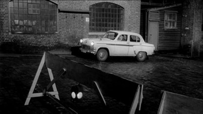 1963 Moskvitch 403 IE film
