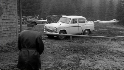 1963 Moskvitch 403 IE