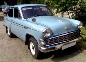 1963 Moskvitch-403e