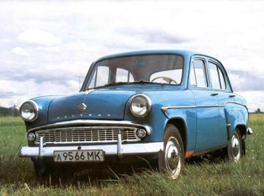 1963 Moskvitch 407