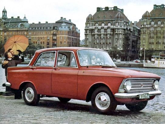1964-1975 Москвич 408