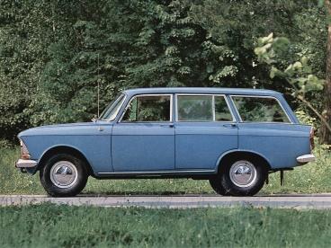 1964-1975 Москвич 426 = 427