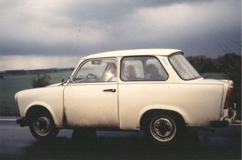 1964-1990 Trabi - Трабант