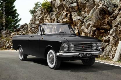 1964 Moskvitch 408 tourist cabriolet c