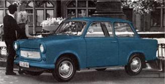 1964 trabant 601