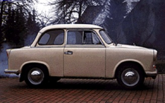 1964 trabant p 60