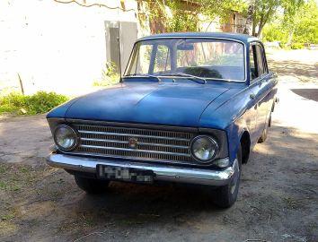 1966 Москвич-408