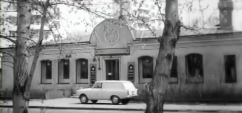 1966 Moskvitch 433
