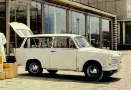 1966 Trabant Wagon