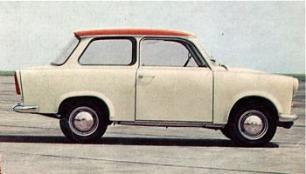 1968 trabant 601 de luxe