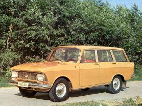 1969 Moscvich 427