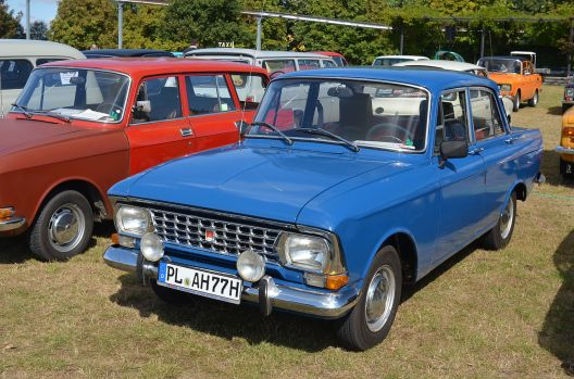 1969 Moskwitch 412 (7906856844)