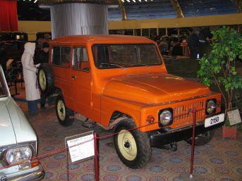 1973 Moskvich 2150 front - Москвич-2150, вид спереди