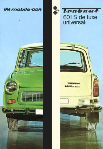 1979 - Trabant 601