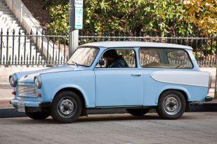 1979 Trabant P601 Kombi