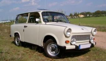 1980 Trabant 601K