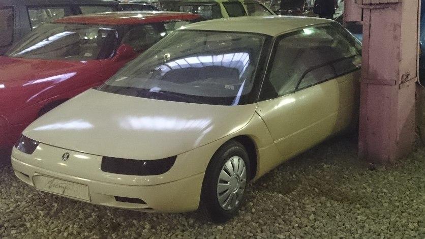 1985 Moskvitch-2144 Istra - Москвич-2144 Истра