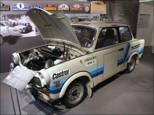 1988 P 800 RS Trabant (1986-1988 3 cars)