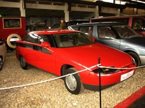 1991 Moskvich Concept - 2143 Yauza from Russia a